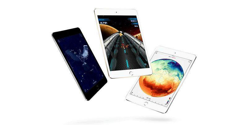 Hvor mange mp iPad Mini