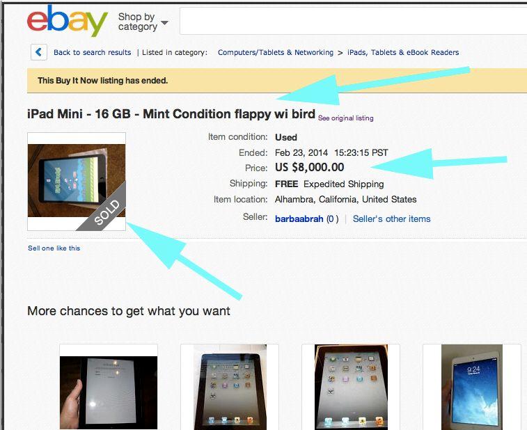 Ne kadar ben flappy kuş uygulaması ile benim iphone 5 satabilirsiniz