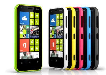 ¿Cuánto cuesta el Nokia Lumia