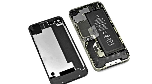 Combien iphone 4 batterie mah