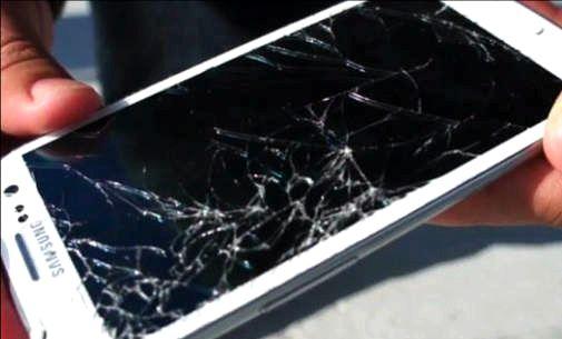 Hur mycket är en bruten Samsung Galaxy S4 värt