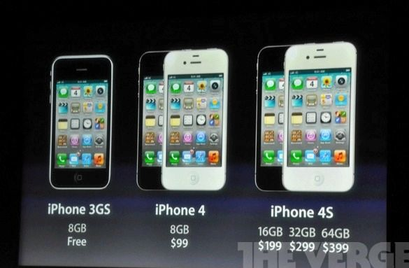Quel est l'iphone 3gs en singapore sans contrat