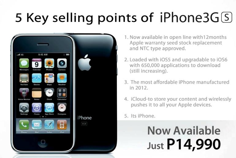 Ne kadar Filipinler 2015 yılında iphone 4s olduğunu