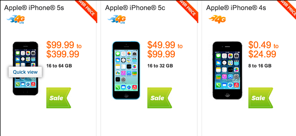 How much is the iphone 5s on black friday