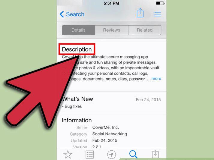Iphone app för att dölja mitt nummer när textning
