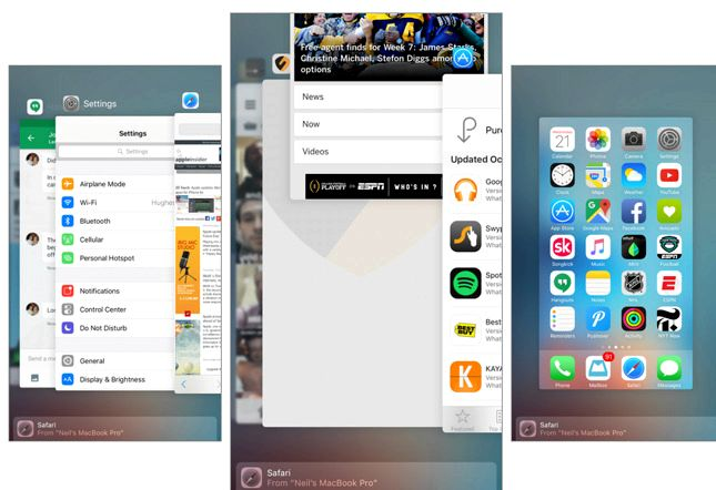 IPhone apps près immédiatement lors de l'ouverture