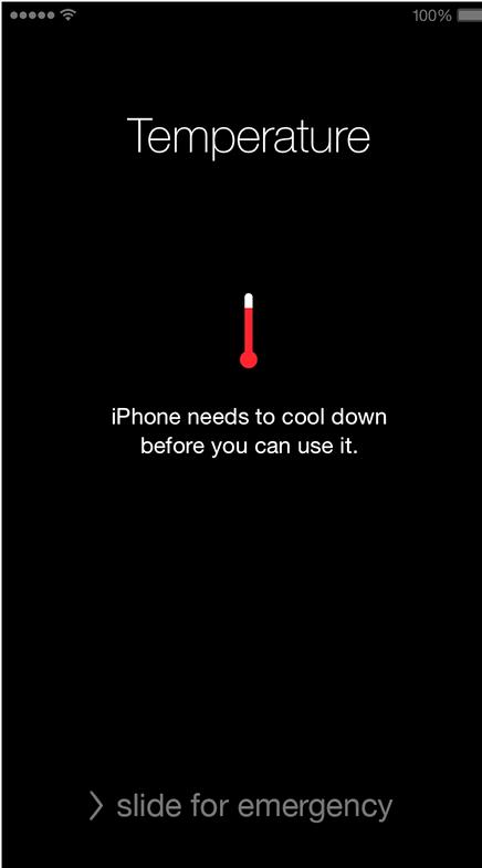 Iphone kuumentua latauksen