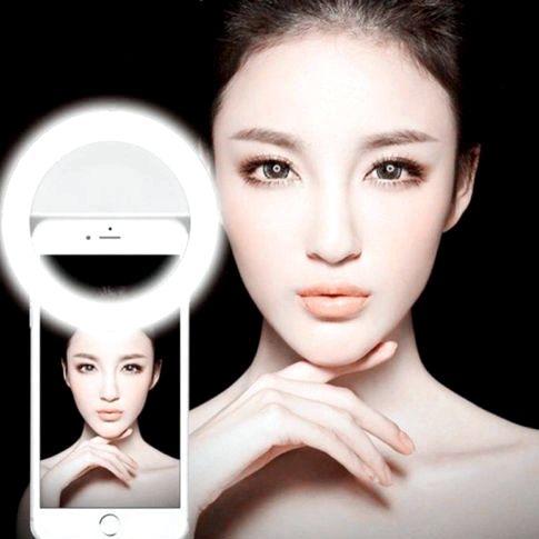 IPhone-kameraet blinker når telefonen ringer