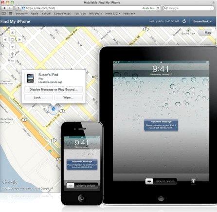 benim iphone wheres MobileMe