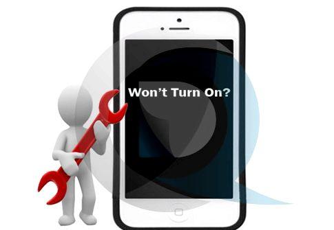 My iPhone tapana kytkeydy päälle, vaikka kytketty