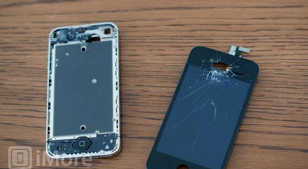 Min Verizon telefonen brøt hva gjør jeg