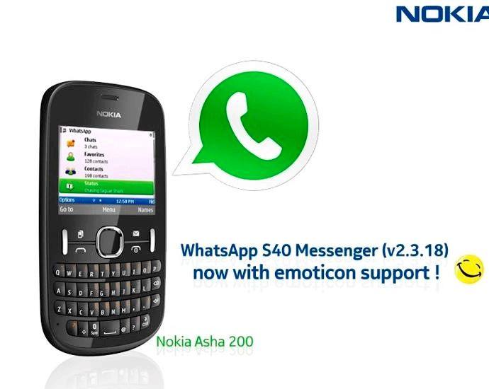 nokia s40 whatsapp скачать