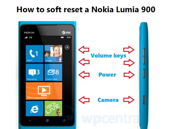 Nokia lumia 800 freezes when making a call