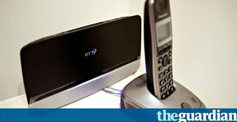 Telefon knistert, wenn im Internet