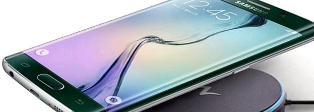 Samsung Galaxy hot ladattaessa