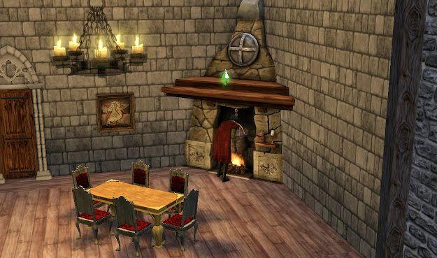 Sims miðalda iPad hvar á að finna sveppi