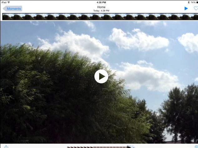 Time lapse iphone 6 como ele funciona