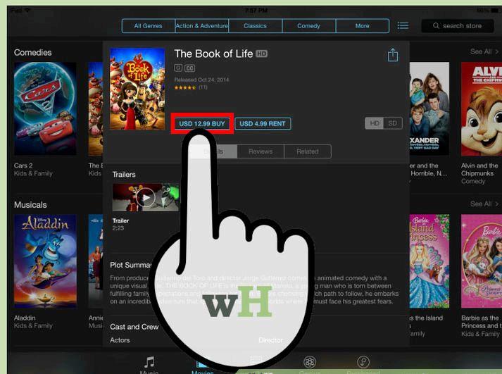 Quali app posso scaricare per guardare film gratis sul mio iPad