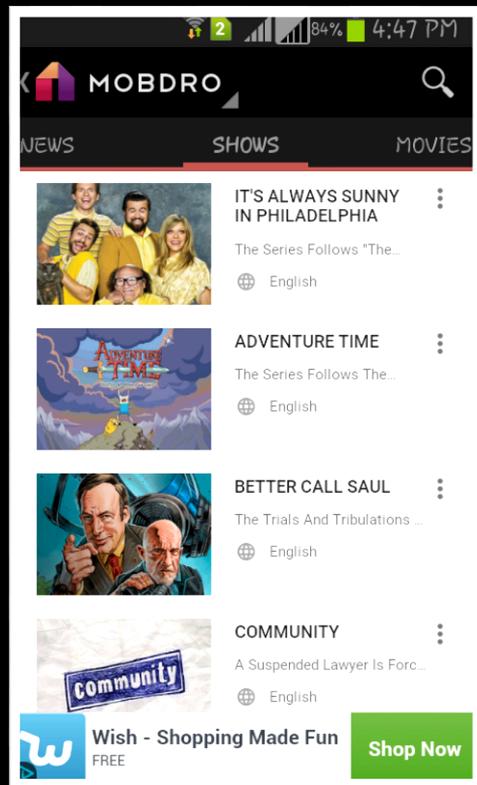 ¿Qué aplicaciones puedo descargar para ver películas gratis en el iPhone