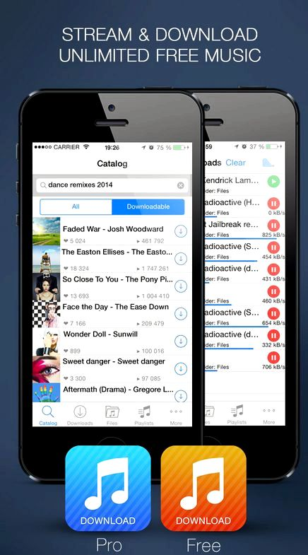Jamendo Music - Free music downloads