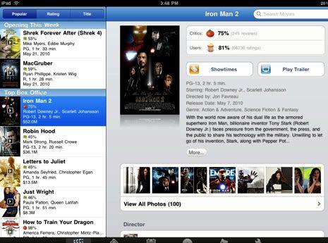 Mitä app voit katsella ilmaiseksi elokuvia ipad