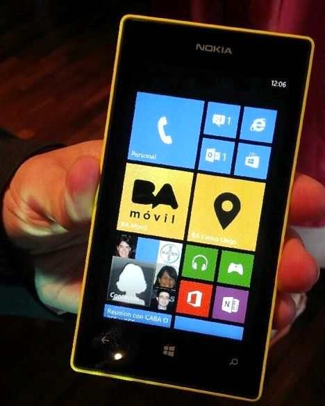 Lo que hace la tienda de aplicaciones Nokia Lumia 520 uso