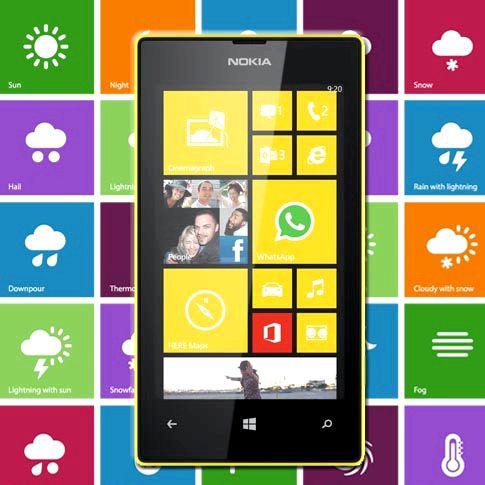 Mikä App Store tekee Nokia Lumia 520 käyttää