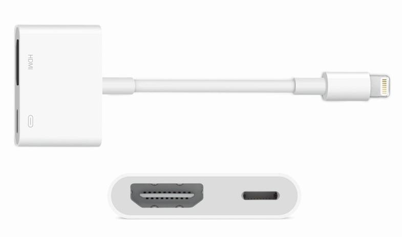 どのようなケーブルテレビへのiPad miniを接続するために使用します