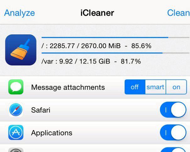 Mikä cydia sovellus tekee puhelimesi nopeammin