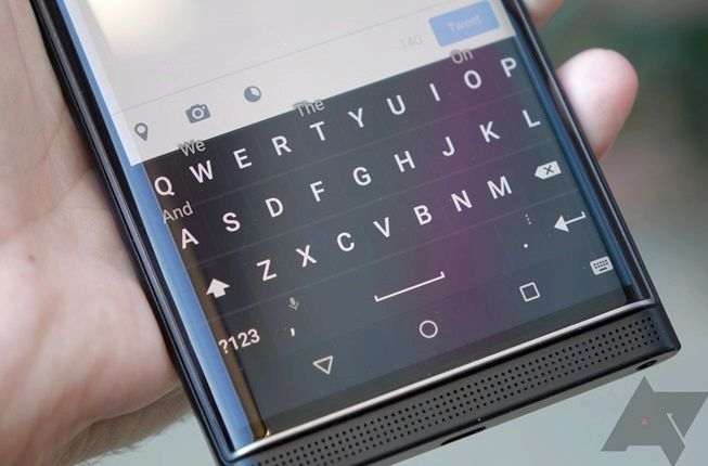 Che cosa significa la parola bordo significa sul mio BlackBerry
