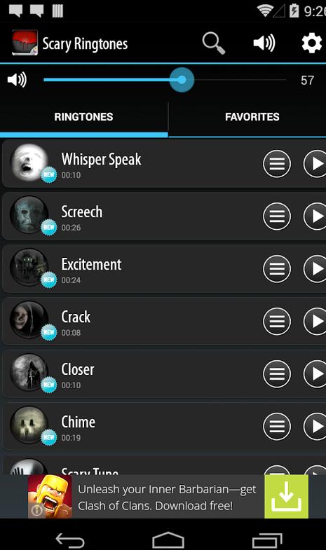 Hva er en god android app for å laste ned ringetoner
