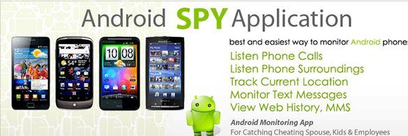 Hva er den beste gratis spion app for android 2012