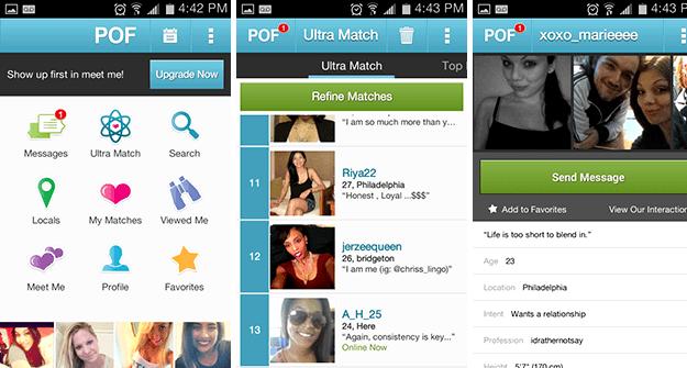 Quelle est la meilleure application mobile dating