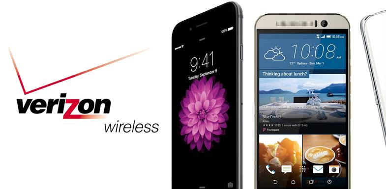 Ne Verizon için orada en iyi telefon