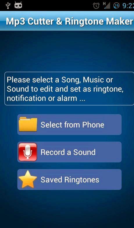 Qual è la migliore applicazione suoneria per telefoni Android