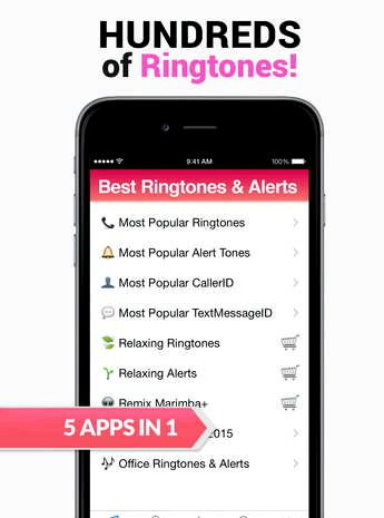 Hva er den beste ringetone for iPhone 5