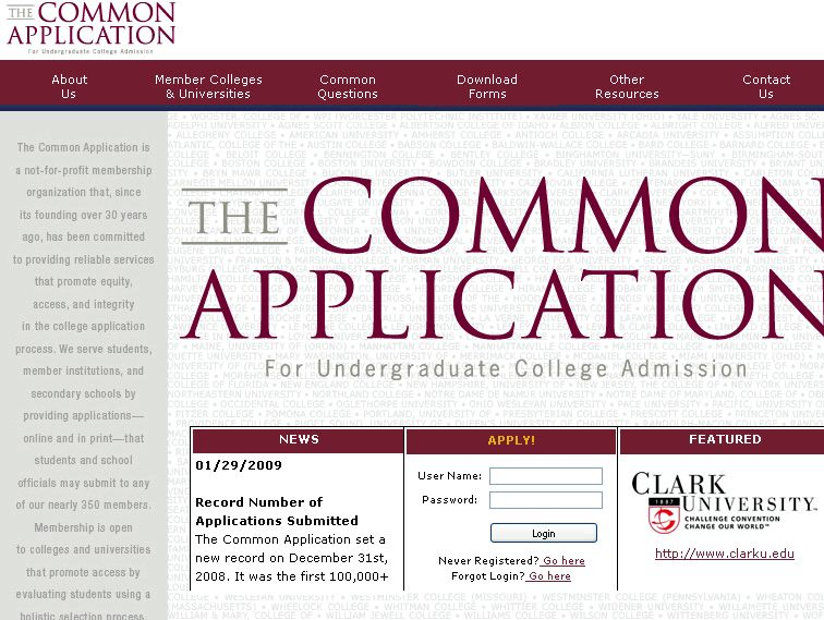what do colleges look for in common app essay More than 800 colleges accept the common app find the one that's right for you.