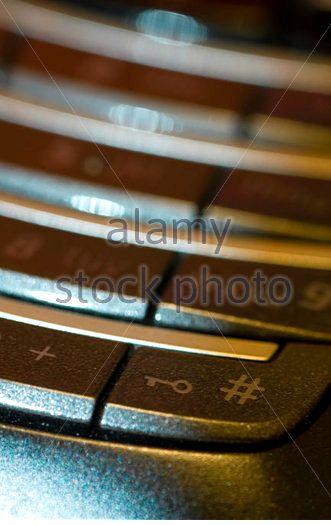 Qual è la chiave hash su un telefono cellulare