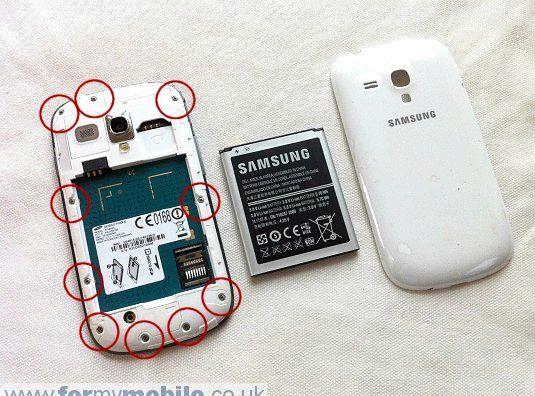 Ne hafıza kartı samsung galaxy s3 mini'yi uyuyor