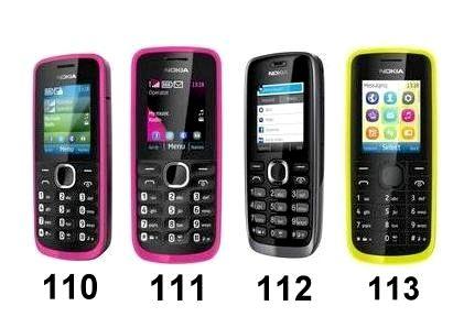 What mobile nokia 110