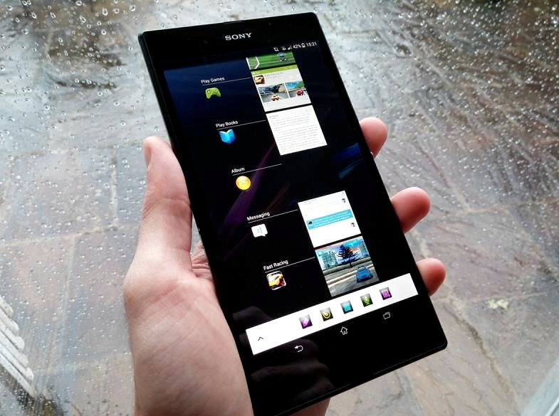 Hangi işletim sistemini Sony Xperia Z kullanımını yapar