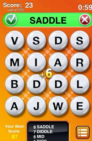 Was das Wort iphone app Spiel