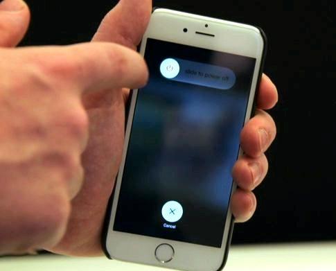 iphone ekran bırakarak sonra siyah giderse ne yapmalı