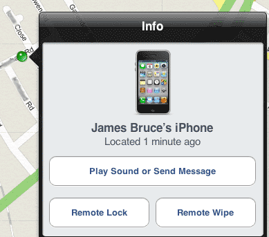 Mitä tehdä, kun kadonnut iPhone löytyy
