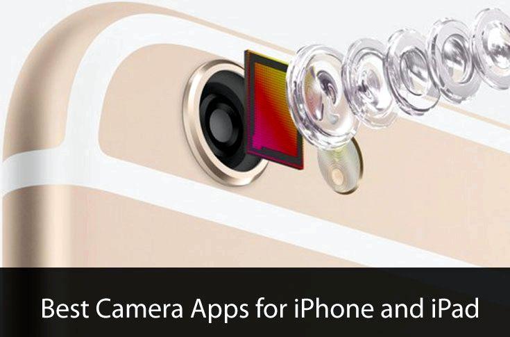Qual é o melhor aplicativo de câmera para iPad