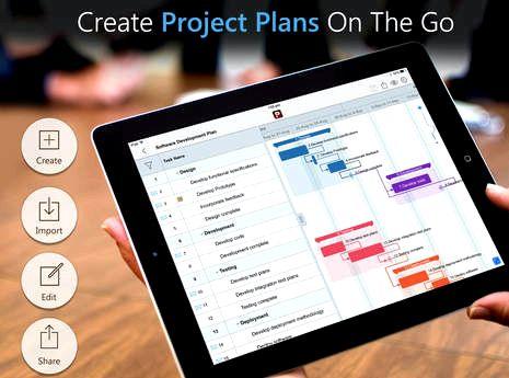 Che cosa è la migliore app di gestione progetto di costruzione per ipad 2012