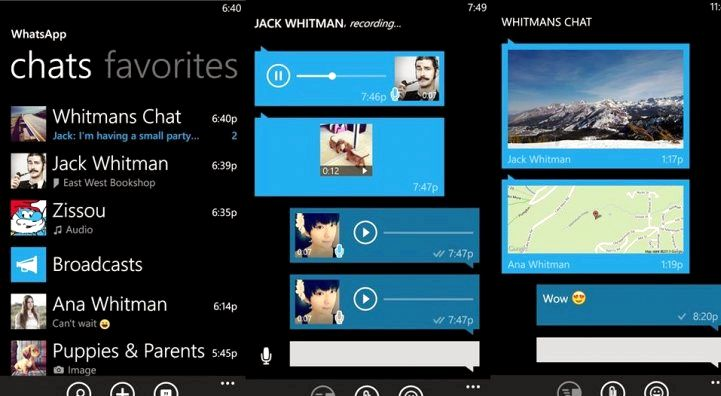 Hva pic Windows Phone-bedrager