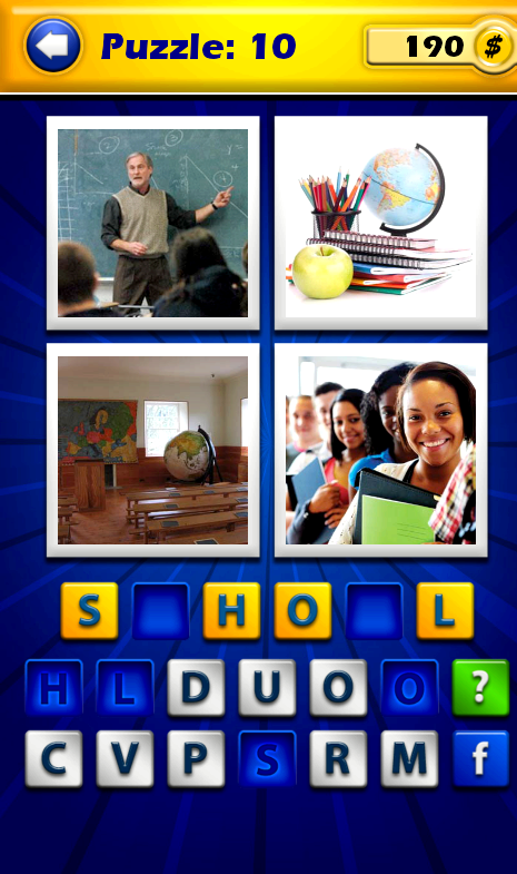 Whats the word 4 pics 1 word bluebird mobile