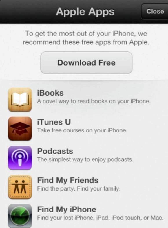 Milloin voin ladata Apple iOS 6