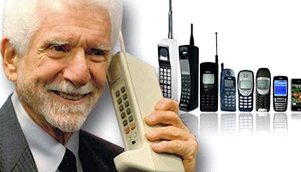 vem uppfann mobilen